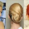 4 Віда простих і легких вечірніх зачісок на середні волосся