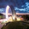 Арка дружби народів в киеве: історія і цікаві факти