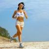 Біг для схуднення живота, ніг і сідниць