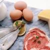 Білкова дієта на 10 днів, низьковуглеводну схуднення