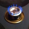 Бензинова пальник домашнього виготовлення