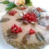 Бісквітний торт з шоколадно вершковим кремом - рецепт
