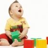 Що вміє і повинен вміти дитина в 1 рік