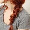 Мідно рудий колір волосся - 34 фото