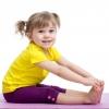Гімнастика для дітей 3 - 4 років