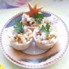 Салат з оселедця з яблуками (покроковий рецепт з фото)