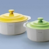 Гарна посуд для мікрохвильової печі