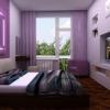 Інтер`єр маленької спальні в 9 кв. М