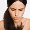 Як боротися з січеться волоссям