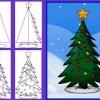 Як намалювати дерево: майстер-класи на будь-який смак