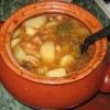 Як приготувати густий суп в горщику