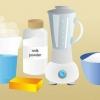 Як зробити згущене молоко