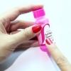 Як зняти лак з нігтів
