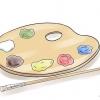 Як зібрати обладнання для малювання аквареллю