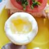 Як варити яйця всмятку (покроковий рецепт з фото)