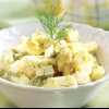 Картопляний салат по-французьки