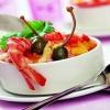 Креветочний салат по-креольськи