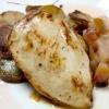 Курочка з грушами - рецепт