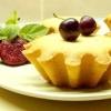 Лимонні кекси з вареної згущеним молоком, або історія про те, як я намагалася спекти вафлі. - рецепт