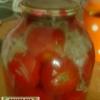 """Мариновані помідори """"чері під снігом"""""""