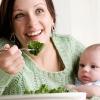 Меню годуючої мами: перший місяць. Основні правила складання раціону