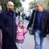 Михайло шуфутинський відвів внучку в перший клас