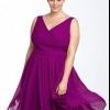 Модні сукні для повних девушек.фото