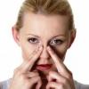 Чи можна гріти ніс при гаймориті?