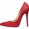 Нова колекція взуття ренати литвинової для luciano padovan