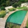 Новий тренд в садовому дизайні - ландшафтні басейни