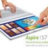 Огляд acer aspire s7 - найтонший сенсорний ультрабук