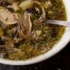 Особливості приготування перших страв з білих сухих грибів