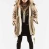 Пальто для дівчаток: з чого починається елегантність