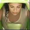 Парова ванночка для обличчя допоможе очистити шкіру