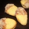 """Пісочне печиво """"жолуді"""""""
