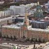 Площа єкатеринбурга: історія