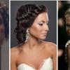 Зачіска грецьких богинь: коса-корона