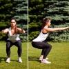 Присідання для схуднення: ефективність, техніка виконання