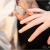 Простий манікюр на коротких нігтях