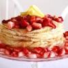 Рецепт млинцевого торта зі сметанним кремом