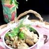 Рисова каша з овочами і куркою - рецепт