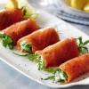 Рулетики з червоної риби: рецепти і варіанти начинок