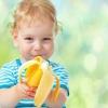 З якого віку дитині можна давати банан: рекомендації