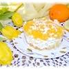 Салат з сиру з апельсинами - рецепт