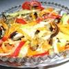 """Салат овочевий """"осіння щедрість"""" - рецепт"""