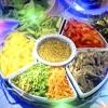 Салат овочевий з яловичиною і цікавим соусом - рецепт