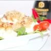 Салат з яйцями-пашот і пікантною заправкою - рецепт
