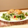 Салат з курячого конвертиками - рецепт