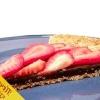 Шоколадний пиріг з полуницею (рецепт)