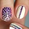 Стрази на нігтях: це дійсно красиво